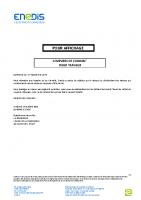 Coupure ENEDIS 15 Oct